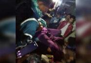 ভোলায় ঢাকাগামী লঞ্চের ধাক্কায় নারী যাত্রীর পা বিচ্ছিন্ন