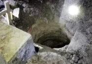 মাদরাসার কক্ষ থেকে খোঁড়া হয়েছে 'সুড়ঙ্গ', উদ্দেশ্য ব্যাংক ডাকাতি!