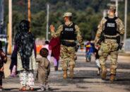 'অপ্রত্যাশিত' কারণে মার্কিন সামরিক ঘাটি ছাড়ছেন আফগান শরনার্থীরা